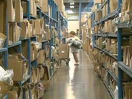 Country Curtains has a distribution center and corporate headquarters in Lee.