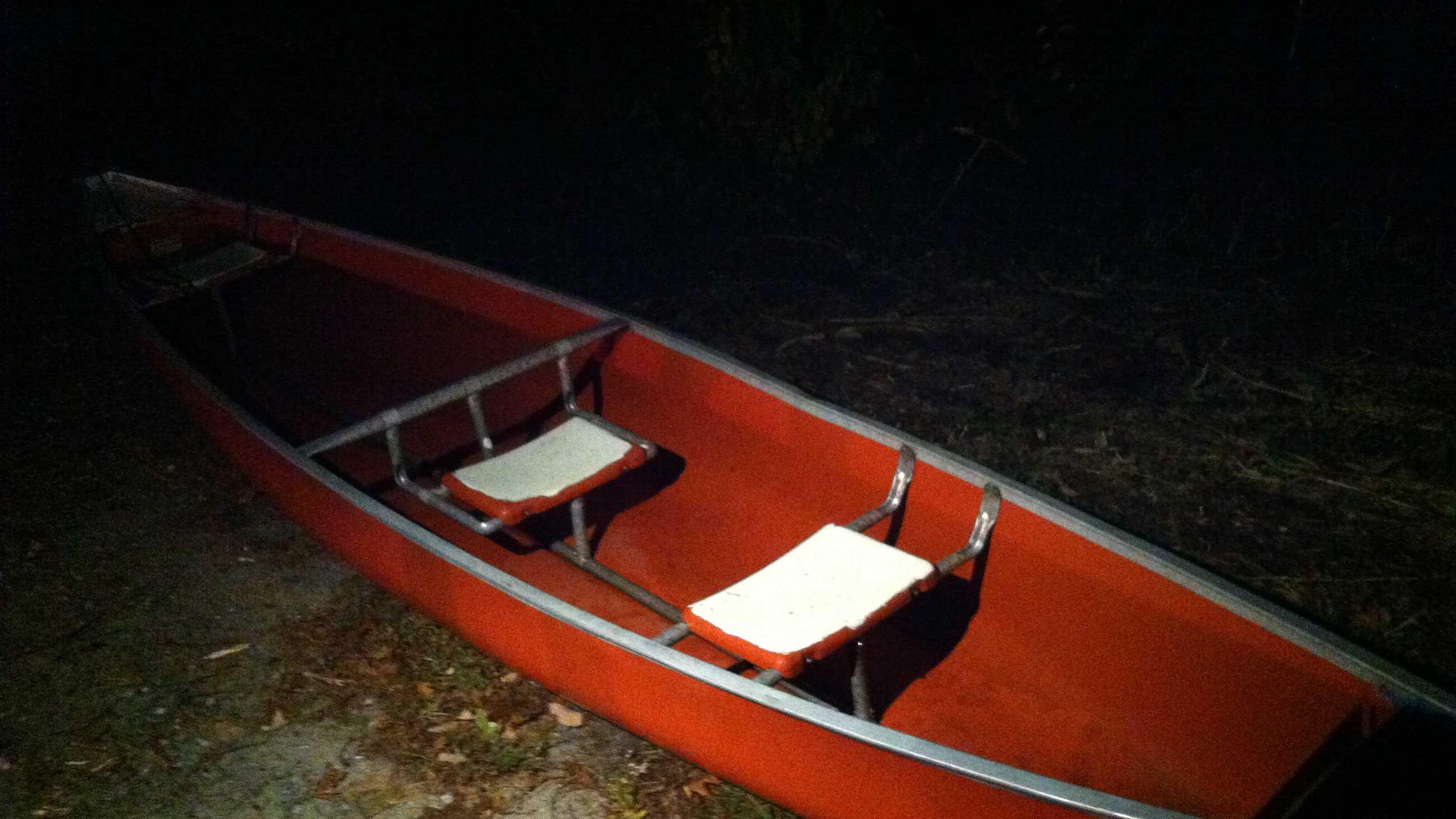 Canoe Cohasset