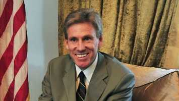 Christopher Stevensserved as the U.S. Ambassador to Libyafrom June 2012 to September 2012. Stevens was killed when the U.S. Consulatein Benghazi, Libya was attacked. (April 18, 1960– September 11, 2012)