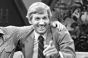 """Gary Collins was an actor, television show host and former master of ceremonies for the Miss America Pageant. As an actor, he appeared in numerous movies and was a fixture on television in the 1960s and 1970s, playing a variety of guest roles in comedies and dramas including """"Perry Mason,"""" ''The Love Boat"""" and """"Ironside,"""" among others. He also starred in regular series including """"The Wackiest Ship in the Army"""" and """"The Iron Horse"""" in the 1960s and the """"The Sixth Sense"""" in the 1970s.(April 30, 1938 – October 13, 2012)"""
