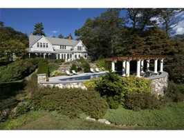 This seaside gem is on the market in Manchester, Mass., for $3.47 million.