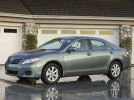 Toyota Camry and Subaru ranked higher with 15.5% and 13.4%, respectively.