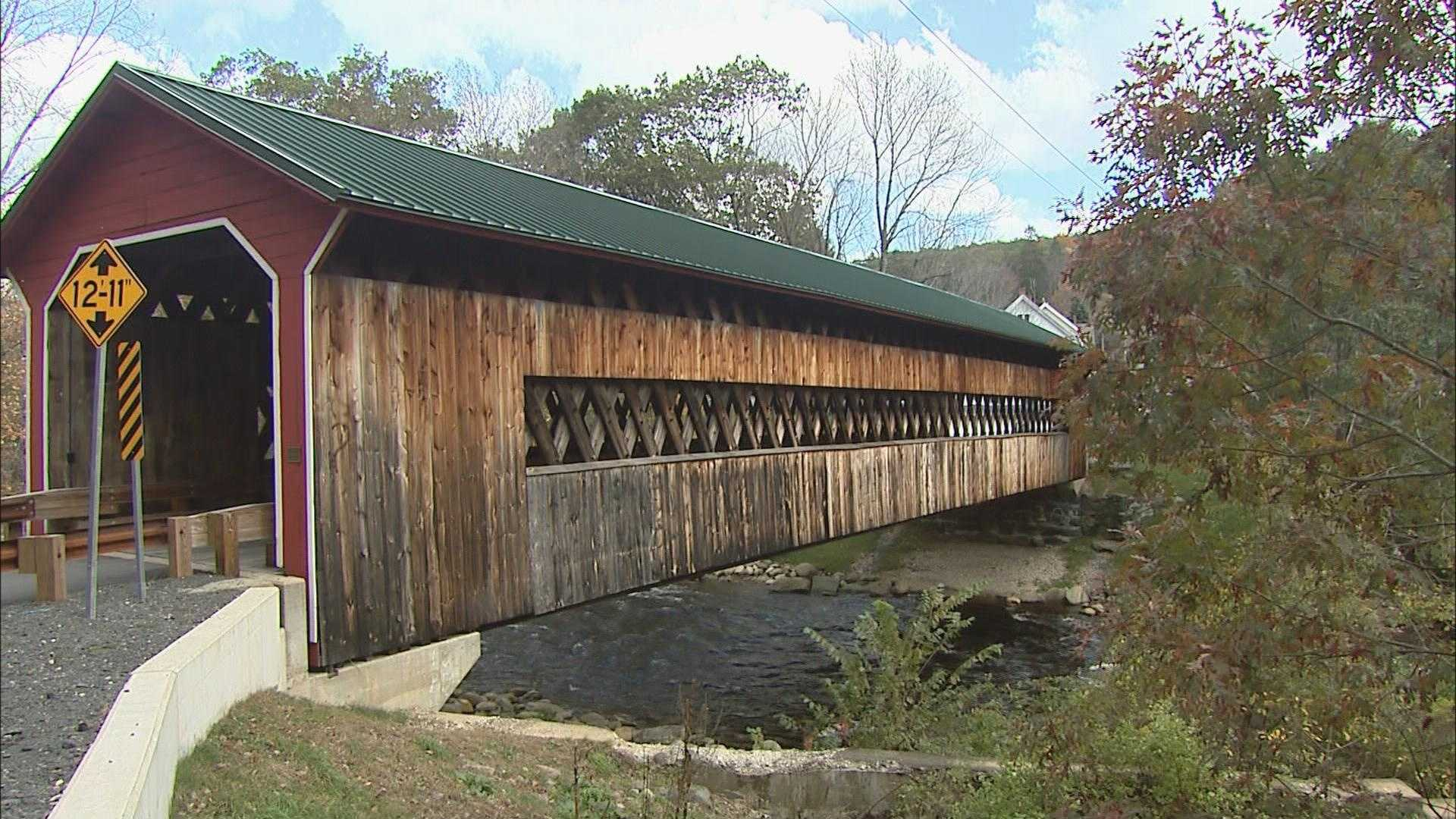 MSBR Hardwick  Covered Bridge
