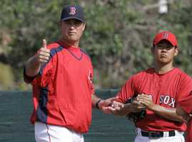 Farrell is a New Jersey native, and a former starting pitcher. He spent time playing for the Cleveland Indians, California Angels and Detroit Tigers.