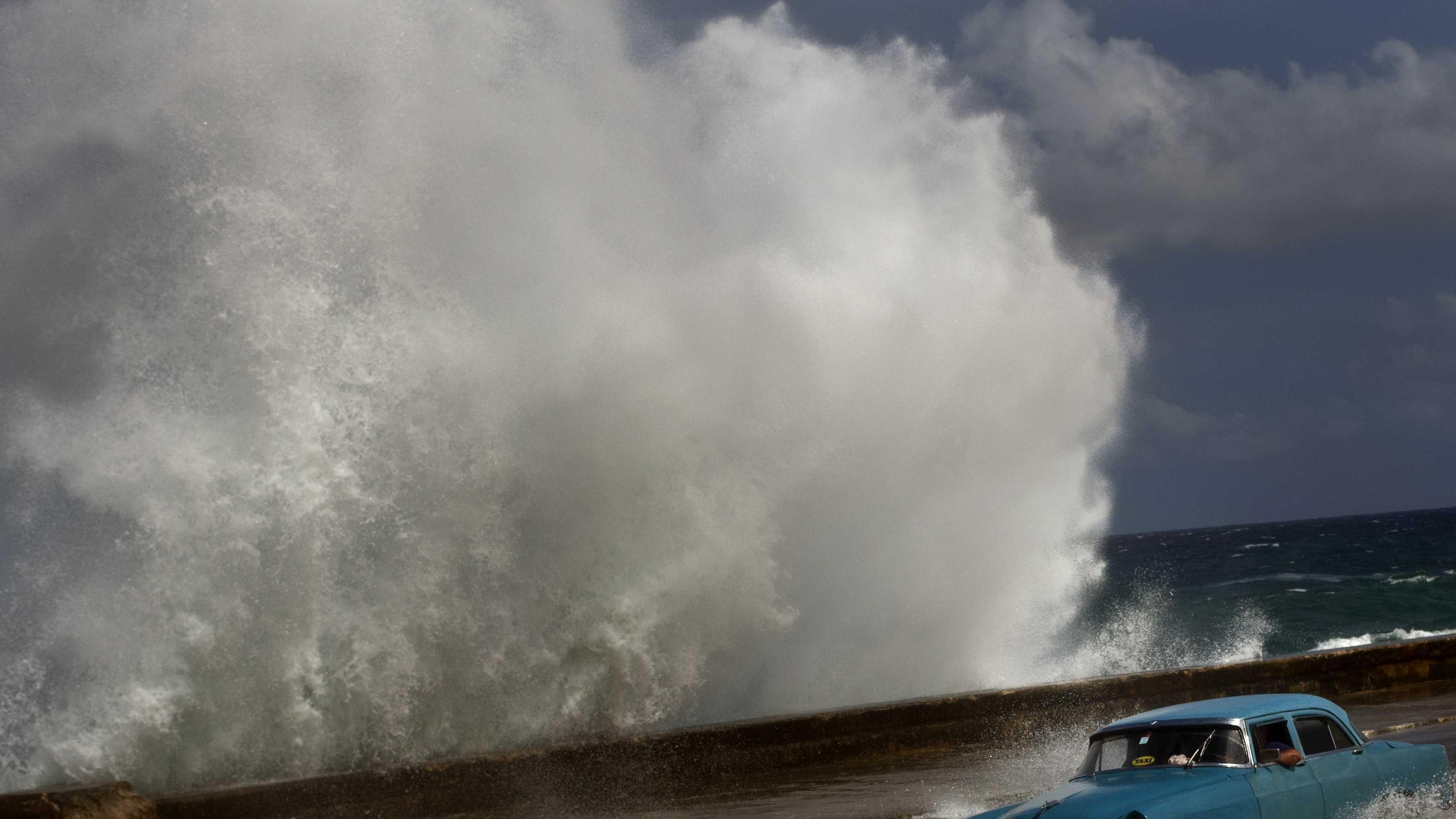 Hurricane Sandy Cuba