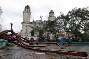 Authorities said it was Cuba'sdeadliest storm since July 2005, when category 5 Hurricane Dennis killed 16 people and caused $2.4 billion in damage.