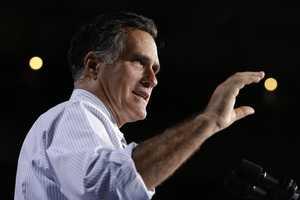 "#3 Democrat ""false"" claim about Mitt Romney, according to Politifact.com"