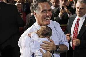 "#2 Democrat ""false"" claim about Mitt Romney, according to Politifact.com"