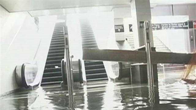 Could floods take down MBTA?