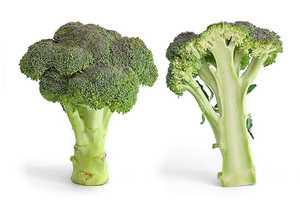 3.) Broccoli
