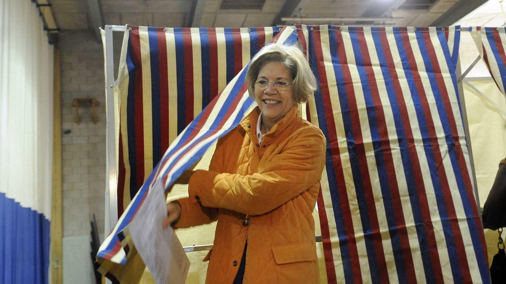 Warren voting