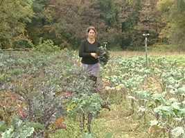 Laura Meister owns Farm Girl Farm.