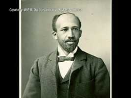 W.E.B. Du Bois, hometown high achiever, earned the community's respect.