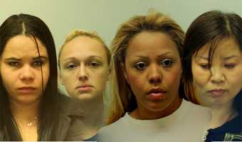 All four were due to be arraigned at Lowell District Court Friday.