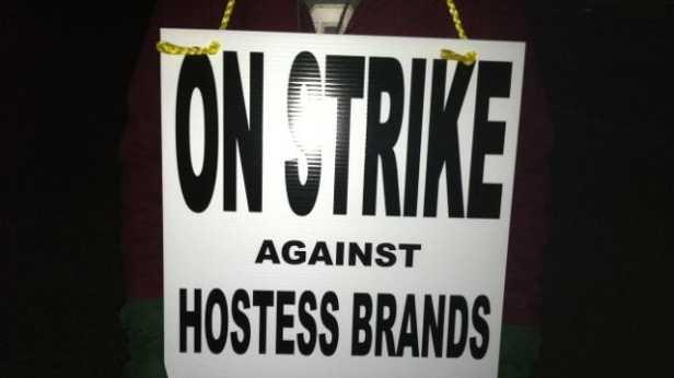 Hostess strike