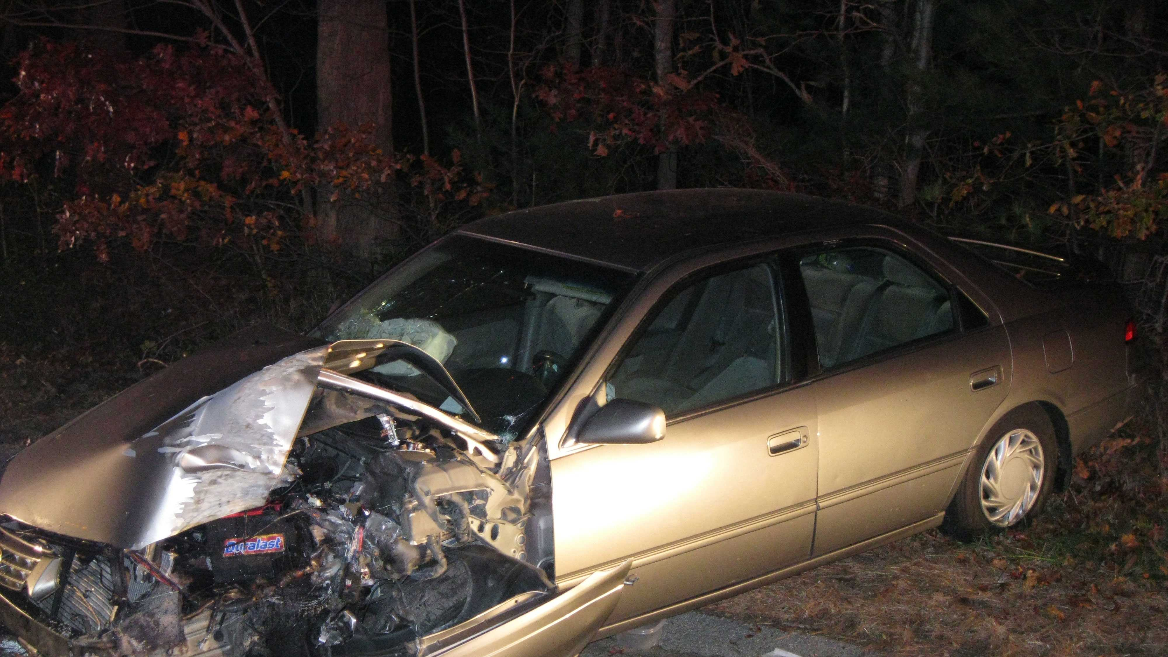 Carver crash