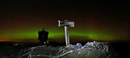 Photos courtesy of Mt. Washington Observatory.