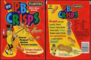 Planter's P.B. Crisps