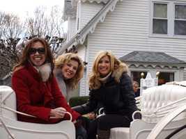 JC Monahan, Dorothy Krysiuk and Bianca de la Garza