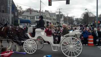The parade isranked the second best Thanksgiving parade after the Macy's Day Parade.