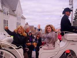 Bianca de la Garza, Randy Price and Dorothy Krysiuk