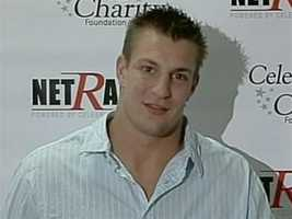 Rob Gronkowski is 25. He was born May 14, 1989.