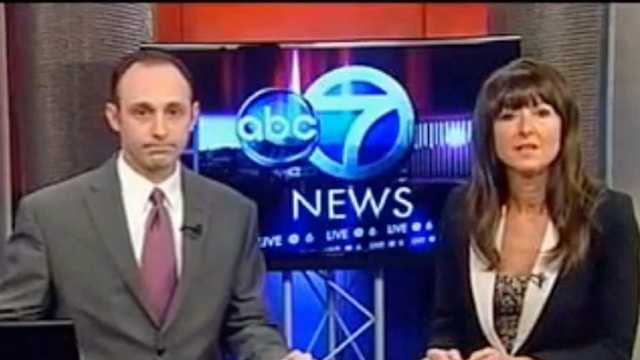 News Anchors Quit