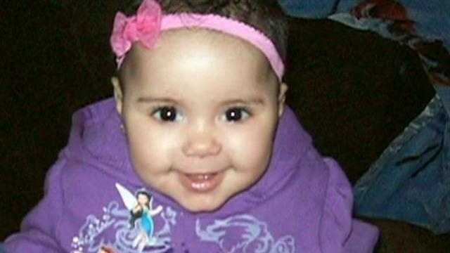 Grandmother charged in baby's death