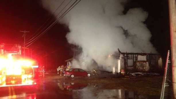 Manchester Fire Pets Killed