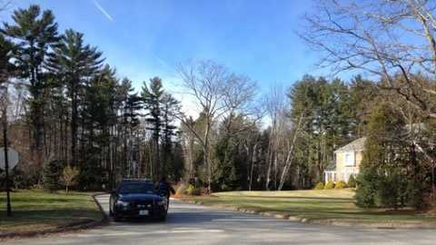 Bedford NH incident