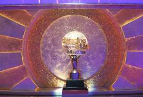 The Mirror Ball is up for grabs!