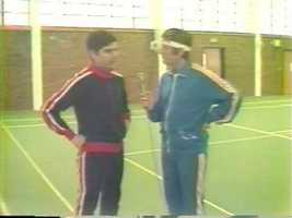 Dr. Tim Johnson talks about jogging with Gov. Michael Dukakis in 1977