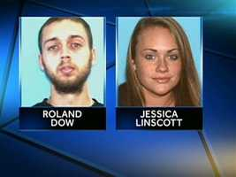 The couple was found at an amusement park in Florida on Nov. 28, police said.