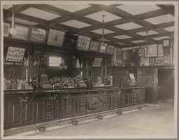 McGreevey's Third Base Saloon served as the official headquarters of the Boston Royal Rooters. Located at 940 Columbus Avenue in the Roxbury Crossing neighborhood, the saloon was located near both the South End Grounds and the Huntington Avenue Grounds, homes of the Braves and the Americans. But with the passage of the 18th Amendment prohibiting the sale of alcohol and inaugurating the Prohibition Era, McGreevey was out of business