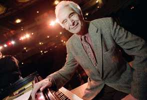 """In a career that spanned almost all of American jazz since World War II, Dave Brubeck's celebrated quartet combined exotic, challenging tempos with classical influences to create lasting standards. You don't have to be a jazz aficionado to recognize """"Take Five,"""" the smoky instrumental by the Dave Brubeck Quartet that instantly evokes swinging bachelor pads, hi-fi systems and cool nightclubs of the 1950s and '60s.(December 6, 1920 – December 5, 2012)"""