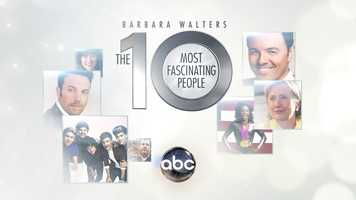 "Barbara Walters will unveil what has become her annual list of the ""Most Fascinating People"" of the year."