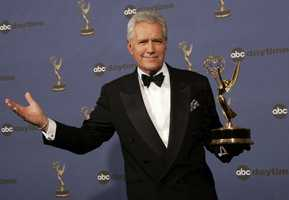 """12) Alexander - 325 (Alexander """"Alex"""" Trebek is a Canadian-American television personality.)"""