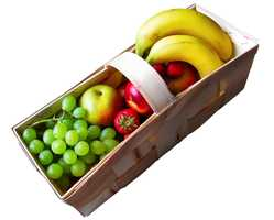 It's better to take multi-vitamins daily and eat a diet rich in fruit and vegetables.