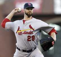 21) Christopher - 810  (Pictured is MLB pitcher Chris Carpenter)