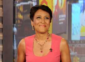 22) Robin - 560 (Pictured here is ABC Good Morning America Anchor Robin Roberts)