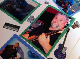 Wayne Fleury was a musician who played in a number of bands and performed as a disc jockey for all kinds of occasions