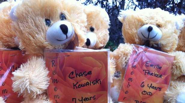 Newtown teddy bears
