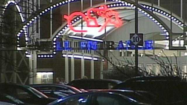 Mall Brawl