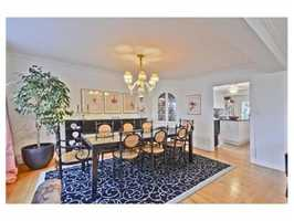 A place to entertain your guests.