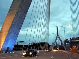 Dorothy's favorite Boston landmark is the Zakim Bridge