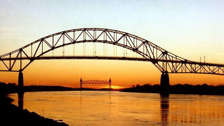 Cape Cod Bourne Bridge