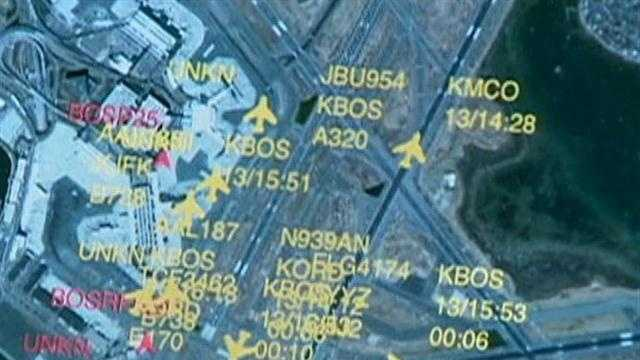 New technology used to avoid ground collisions at Logan Airport