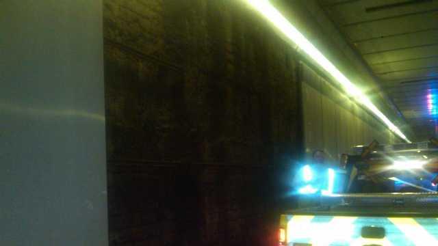 Tunnel panel