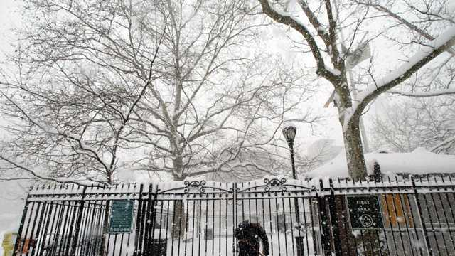 Snow at Boston common fence.jpg