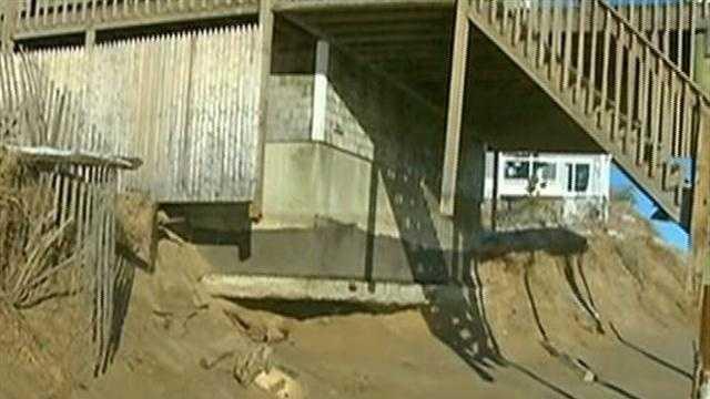 Plum Island homes again risk falling into ocean